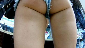 sexy candid girls ass